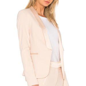 Karina Grimaldi Pants - Karina Grimaldi xs pale pink suit